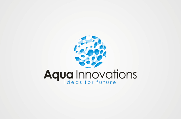 Aqua energy facilities logo, Aqua logo