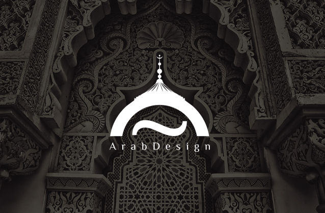 Architecture design logo, Arabian logo