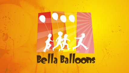Retail sales of Balloons, Balloon logo design