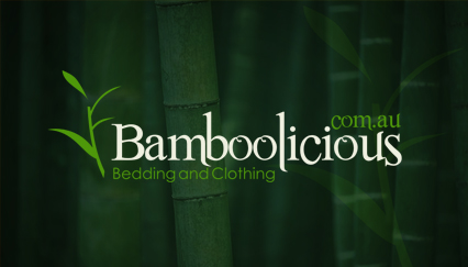 Bedding made from bamboo