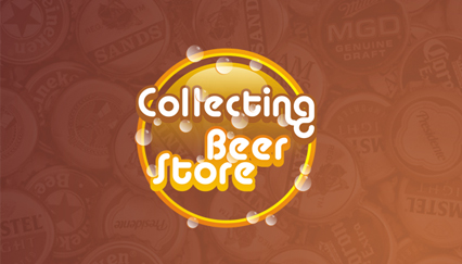 Beer & beer collecting, Beer caps logo
