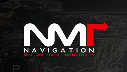 Multimedia navigation system logo design