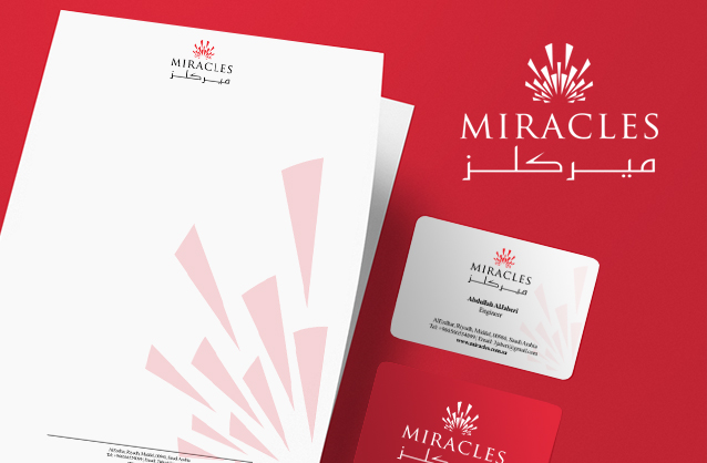 eCommerce industry logo, Miracle logo