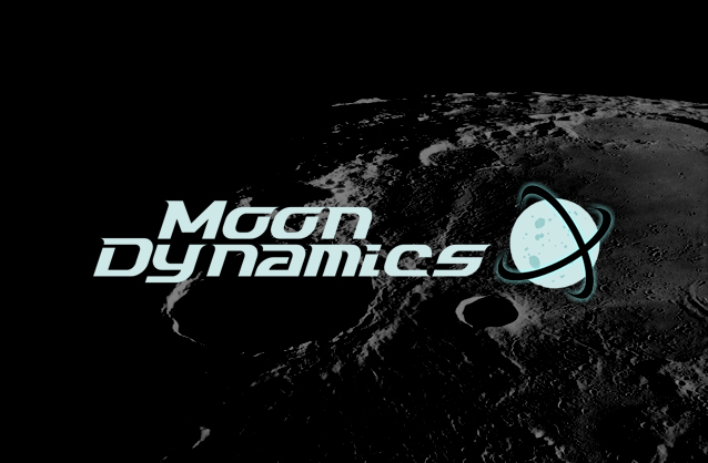 Global logo, Moon logo design