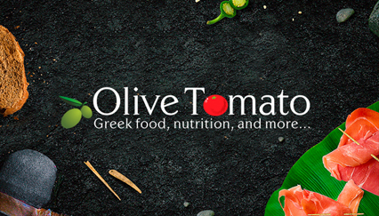 Cooking & nutrition logo, Olive logo