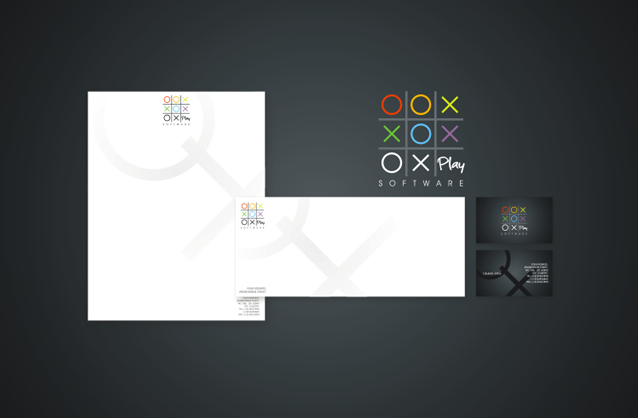 Software logo design, Puzzle logo design