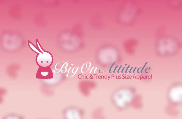 Sexy & trendy fashion logo, Rabbit logo