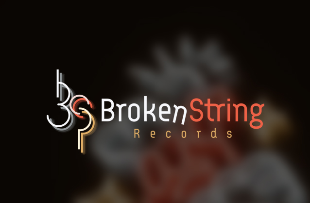 Music production logo, Records logo