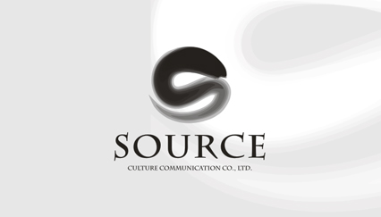 Culture Communication, Ink painting logo