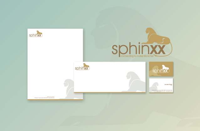Membership business logo, Sphinx logo